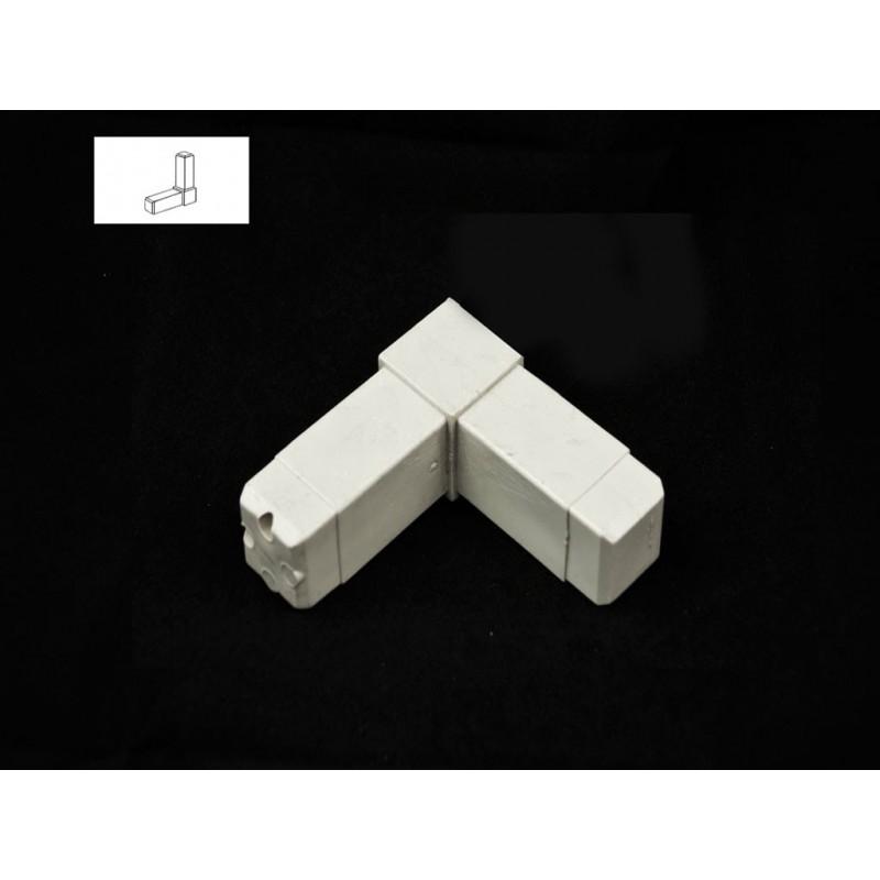 Złączka 2 ramienna kwadratowa