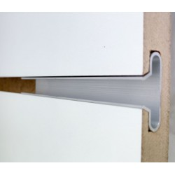 Wsuwka do panelu w kształcie litery T